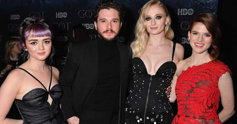 Game Of Thrones cast to present at 2019 emmy's