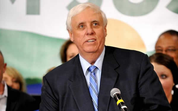jim Justice Governor Of West Virginia