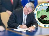Gov. Holcomb signs first ever sports betting bill