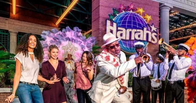 harrahs new orleans jazz