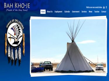 Iowa Indian Tribe Of Oklahoma
