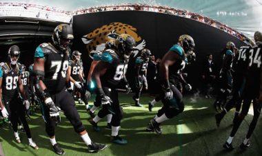 Jacksonville Jaguars Football Team