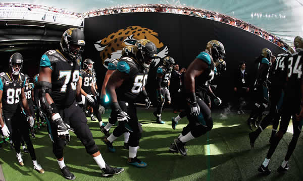 Jacksonville Jaguars Football Team