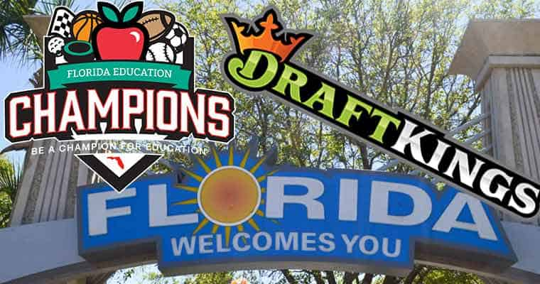 Florida Education Champions sports betting petition in FL 2021