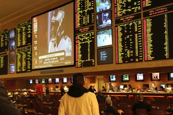 sports betting legalization in US