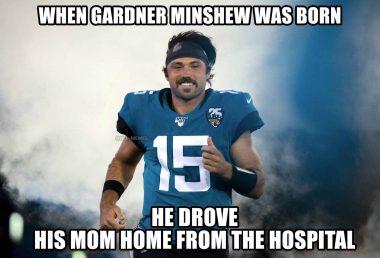 Minshew memes