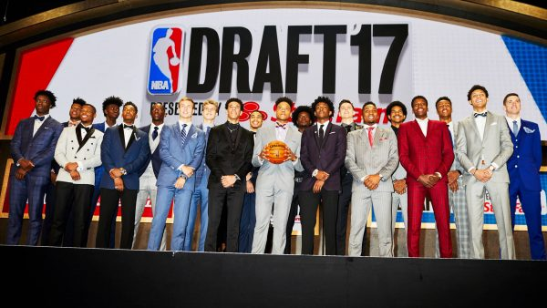 2017 NBA Draft Results