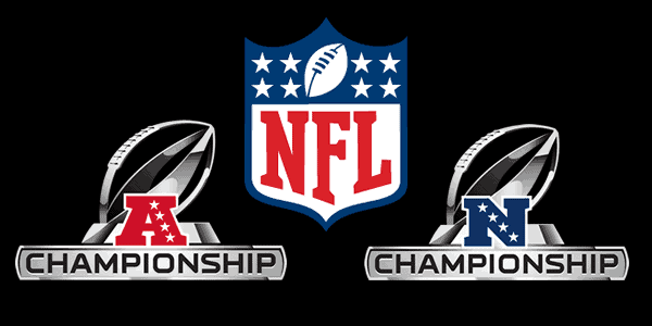 NFL conference championship logos