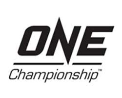 One Championship black logo