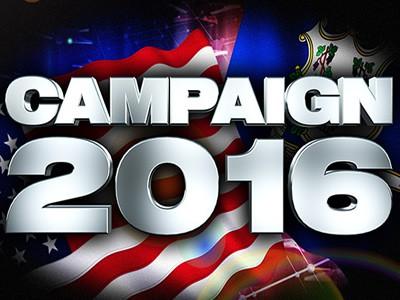 Presidential Election 2016 Political Race