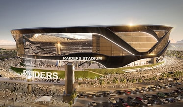 Raiders moving to Las Vegas Stadium