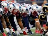 Rams vs Patriots super Bowl 53
