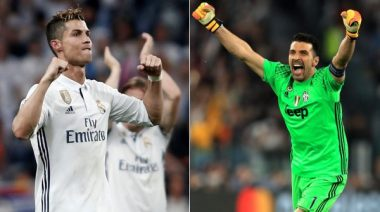 Real Madrid vs Juventus In Champions League Final