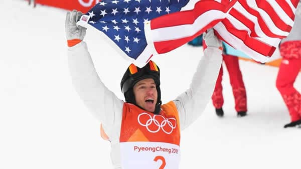 Shaun White 2018 winter olympics