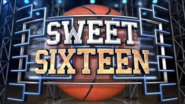 2018 NCAAB Sweet Sixteen