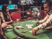 women at a blackjack table