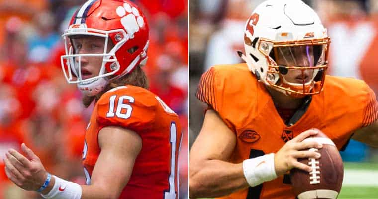trevor lawrence tommy devito week 3