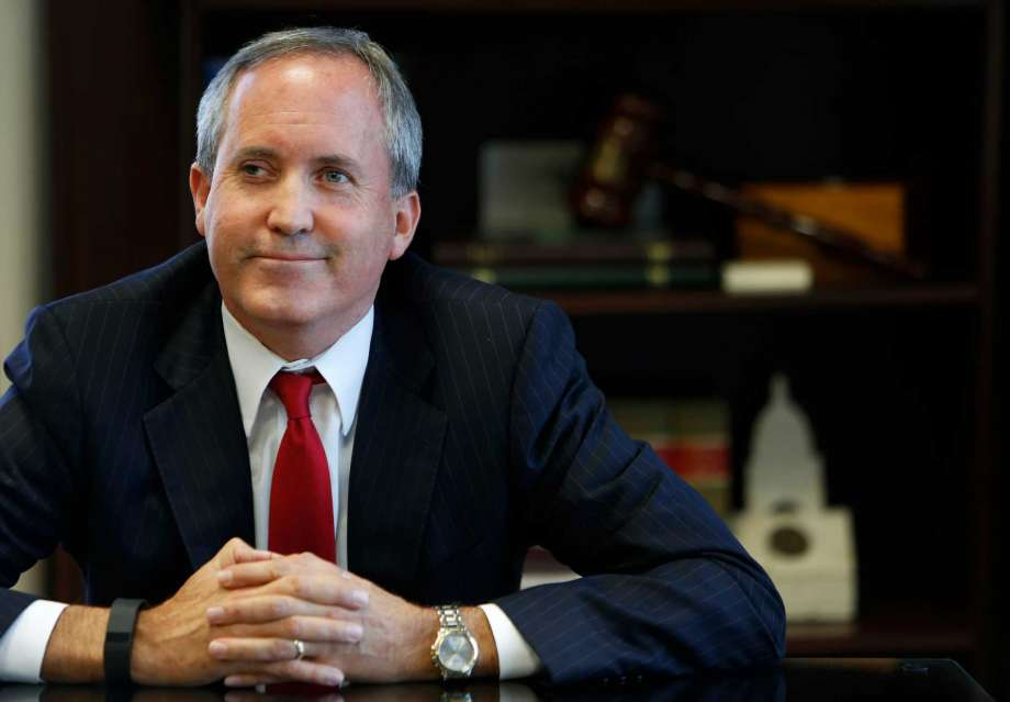 Ken Paxton Texas Attorney General
