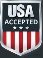 USA Friendly Shield