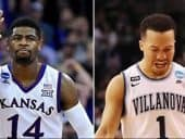 Villanova vs Kansas in Final Four 2018