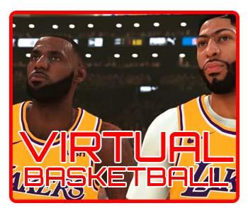 Virtual Basketball icon