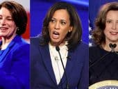Executive Decision? Democratic Vice-Presidential Odds Project Progressive Female