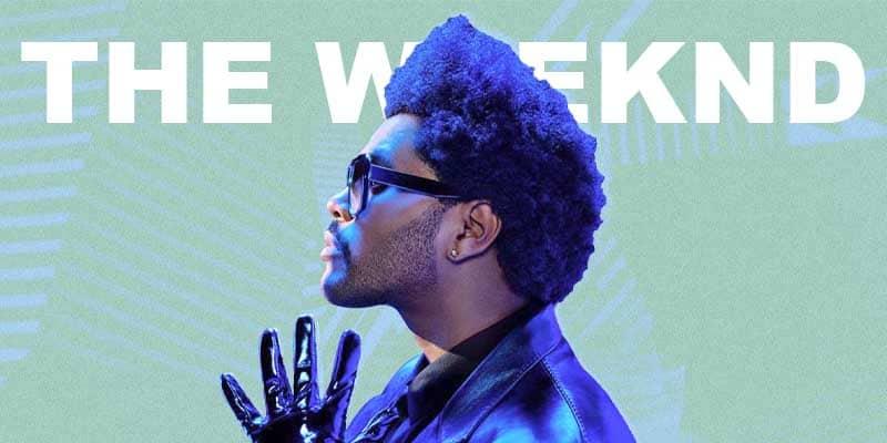 Weeknd Super Bowl LV